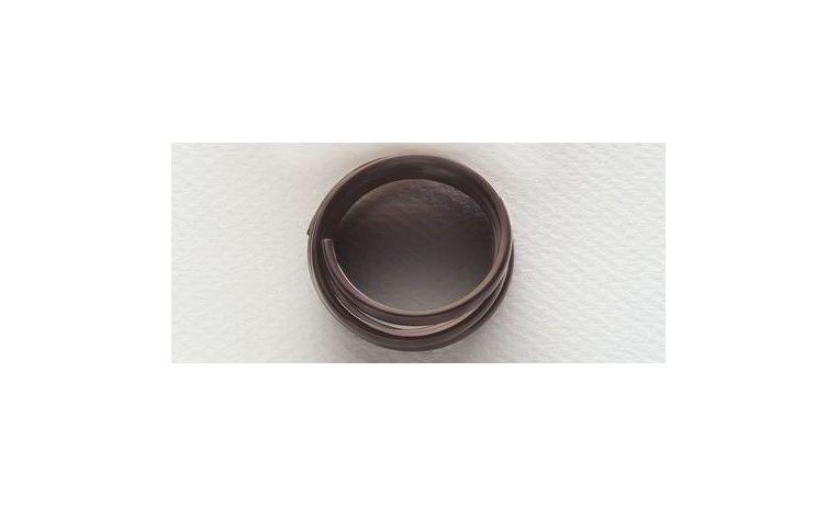 Macarrón para gafa metal negro