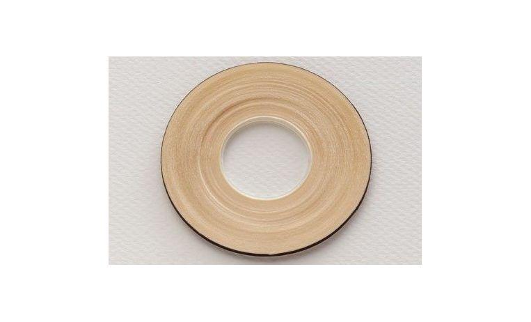 Self-stick Cyrex lens...