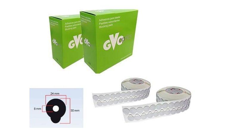 3VIPER lens edging pads -...