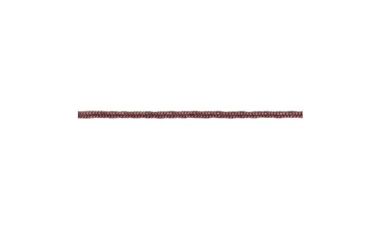 Set of 25 brown nylon cords