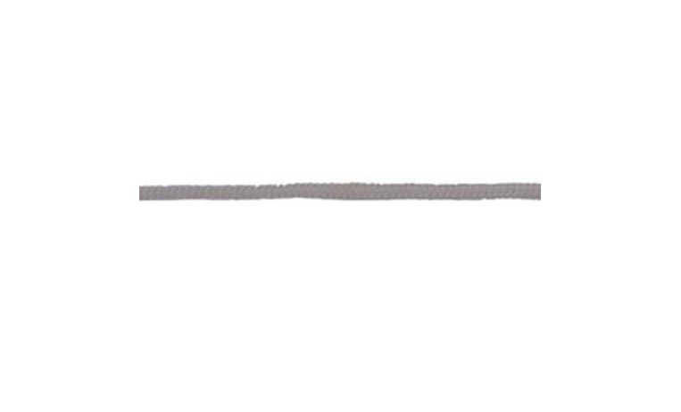 Set 12 cordones nylon grises