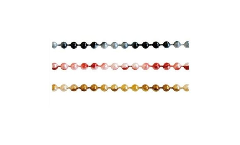 Set of 6 fantasy chains Beads