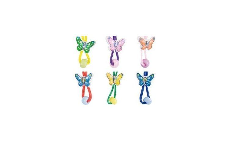 Set 12 cordones niño mariposas