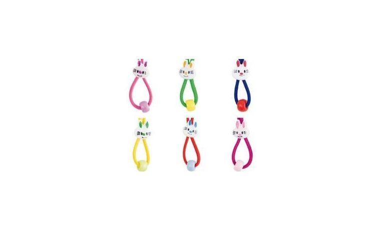 Set of 12 elastic strings...